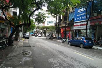 Bán nhà mặt Phố Vọng, Hai Bà Trưng 45m2x4 tầng, hai mặt thoáng, kinh doanh sầm uất, giá 12.5 tỷ