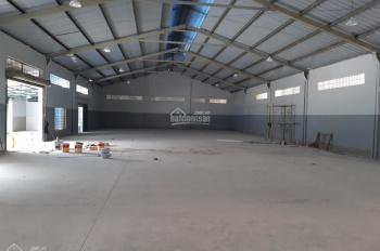Cho Thuê KHO - XƯỞNG Dt 42 x 20m Xưởng Trống suốt, Đường container.