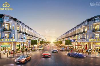 Nhà phố thương mại, 4 mặt tiền tiếp giáp dân, kết nối thuận lợi, cam kết mua lại 12% LH 090865.1190