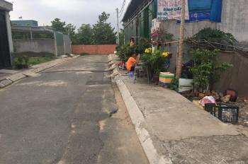 Đất thổ cư 5.5x15m đường nhựa (Xuân Thới Thượng 22) gần chợ Xuân Thới Thượng, Hóc Môn