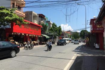 Bán gấp nhà mặt đường Trường Chinh, Kiến An, HP, 122m2 x 4,5T, gần BV Nhi xây mới, giá 8.2 tỷ