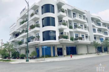 Bán gấp shophouse Thủ Thiêm Lakeview, Q2 mặt tiền Nguyễn Cơ Thạch, DT 7x20m, hầm, trệt, 2 lầu 56 tỷ