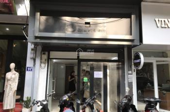 Cho thuê cửa hàng MP Kim Mã, 25m2, mt 3,5m, gía: 20tr/th. Nhà thông sàn, riêng biệt