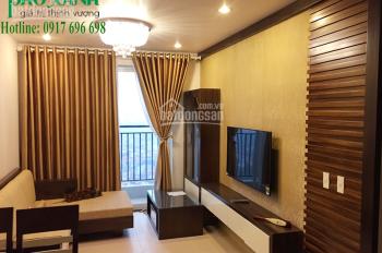 Cho thuê căn hộ 2PN, 18 tr/tháng, full nội thất tòa SHP, Lạch Tray, Hải Phòng. LH 0917.696.698