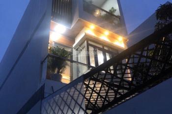 Bán nhà phố hiện đại tại đường Huỳnh Tấn Phát, diện tích 4m x 25m, tặng nhiều nội thất cao cấp