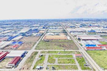 Đất khu Tân Đức - Hải Sơn giáp Bình Chánh, TPHCM HD Bank hỗ trợ DT 100m2, SHR, LH 0906070651