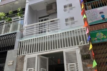 Bán nhà tại 39/14 đường Dạ Nam, P. 2, quận 8, DT 3m6x13m, DTSD 119.7m2, giá 6.6 tỷ