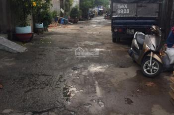 Chính chủ cần bán nhà xưởng 1.175m2, đường Hương Lộ 2 đi vào 40m, Bình Trị Đông, quận Bình Tân