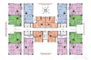 Bán căn góc 3 phòng ngủ, tầng 8 chung cư Housinco Premium, Nguyễn Xiển, giá 24 tr/m2 LH: 0972885786