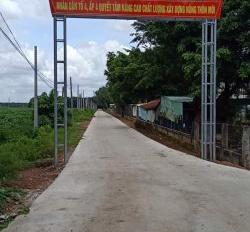 Bán 2 lô đất xã Nha Bích, Chơn Thành - 5mx50m, Thổ cư 100m, sau chợ, giá rẻ nhất, LH 0989 114 309