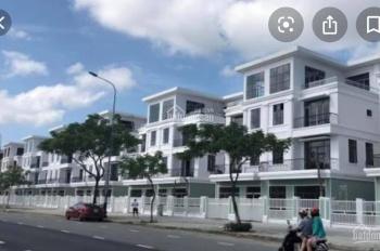 Bán shophouse block A4 mặt tiền Nguyễn Sinh Sắc (đường 60m), gần biển, DT: 7x22m = 154m2