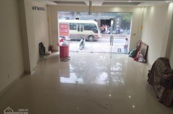 Cho thuê nhà mặt phố Trần Phú - Ba Đình, diện tích SD 75m2, 2 tầng thông sàn, MT 4m. LH 0936030855
