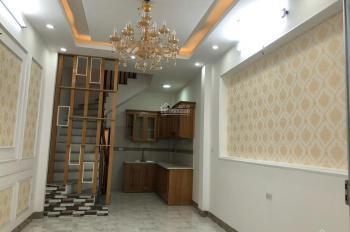 Chính chủ bán nhà ngõ 243 đường Tam Trinh, Mai Động, 42m2, 4 tầng