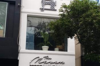 Cho thuê nhà nguyên căn mặt tiền Lê Thị Hồng Gấm, Q1, DT: 7.5x30m, trệt, 3 lầu, giá 110 tr/th