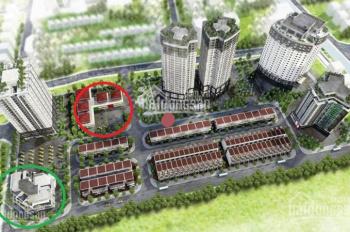 Cần bán biệt thự, kết hợp ở kinh doanh tốt - DA Bộ tư lệnh Thủ đô Hà Nội, P. Yên Nghĩa, Q, Hà Đông