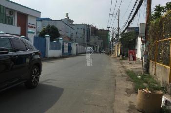 Bán đất Hương lộ 2 hẻm xe hơi DT: 4mx16m gần bệnh viện Bình Tân, trường cấp 3, Coop Bình Tân 2