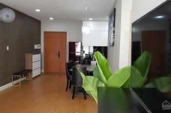 Cho thuê CH Tara Q8, DT 85m2, 2PN+2WC, full nội thất, tầng trung, view ban công ĐN, giá 12.5tr/th