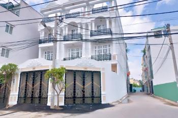 Chính chủ bán nhà góc 2 mặt tiền, 4 tầng, DT 4,2 x 21m, gần TTTM Giga Mall Phạm Văn Đồng