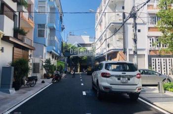 Cho thuê nhà 3 lầu, DT: 5 x 14m, nở hậu 7.5m, góc 2MT khu biệt thự Phổ Quang, giá 35 triệu/th