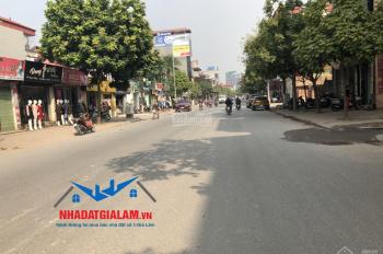 Bán gấp nhà 5 tầng vị trí kinh doanh đẹp mặt phố Ngô Xuân Quảng, Trâu Quỳ, Gia Lâm. LH 097.141.3456