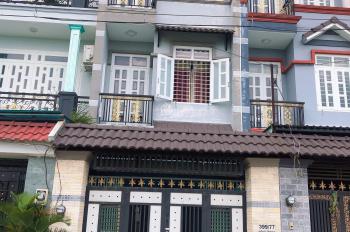 Bán nhà chính chủ hẻm 399 Bình Thành, P. Bình Hưng Hoà B, DT: 4x18= 72m2, 1 trệt 2 lầu, 3 tỷ 950 tr