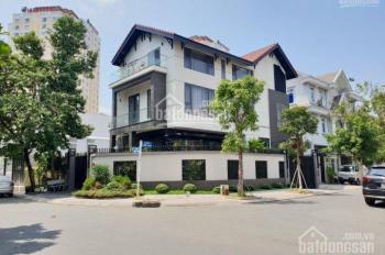 Bán siêu biệt thự 2 phút ra Nguyễn Hoàng, An Phú, Q2. DT 12x20m, hầm + sân vườn, giá 27 tỷ