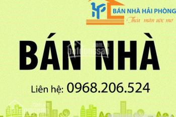 Bán nhà trong ngõ gần ngã tư An Dương, Trần Nguyên Hãn, Hải Phòng. Giá 3,4 tỷ
