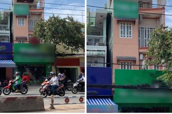 Bán nhà mặt tiền đường Nguyễn Thái Sơn, q. Gò Vấp