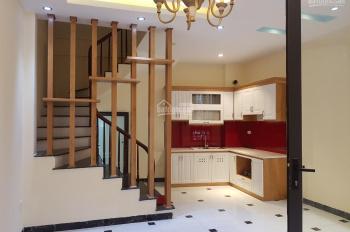 Chính chủ bán nhà xây mới siêu đẹp 21m2*4.5 tầng ngõ Thanh Đàm, sát Nguyễn Khoái, giá chỉ 1.38 tỷ