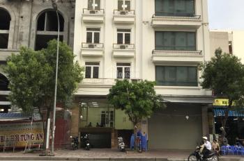 Chính chủ bán nhà mặt phố Nguyễn Văn Huyên, Nguyễn Khánh Toàn. DT: 95m2, MT: 5,5m, giá: 41 tỷ