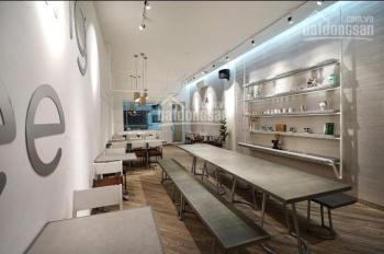 Cho thuê mặt bằng 2 tầng tại 29 Lưu Văn Lang, P. Bến Thành, Q. 1, TP.HCM