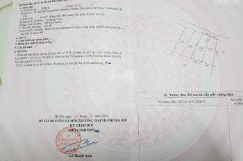 Cần bán 47m2 đất thổ cư Ỷ La, Dương Nội, gần đô thị Gleximco giá 1.25 tỷ ( hỗ trợ NH )
