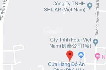 3.2 tỷ nhà 1 lầu P. Phú Hoà, Thủ Dầu Một, Bình Dương, đường nhựa 12m