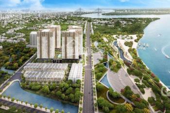 Khách chuyển nhượng Q7 Saigon Riverside, 2PN 2WC, giá HĐ CL 20 triệu, hỗ trợ vay 70%, LH 0973507694