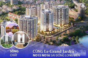 Sở hữu căn hộ Cao cấp Le Grand Jardin chỉ từ 2.1 tỷ/2PN, CK 4%, hỗ trợ vay 70%, miễn lãi 0% 15T