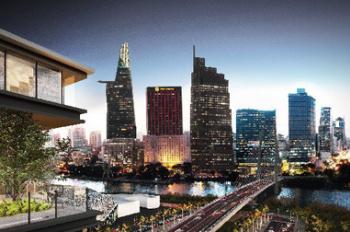 The Metropole Thủ Thiêm 3PN view sông Q1 tòa Crescent Residence tầng đẹp chênh thấp. Duy 0909194778