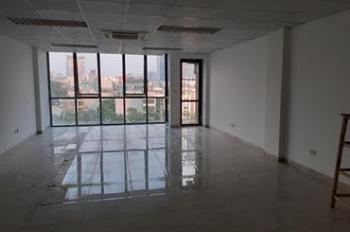 Cho thuê sàn văn phòng Cầu Giấy DT (95 - 125m) giá(14 - 18)tr/th