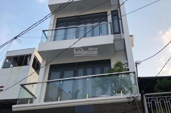 Bán nhà gấp 496 Dương Quảng Hàm P6 GV. DT 4.4 x 10 . 4 lầu