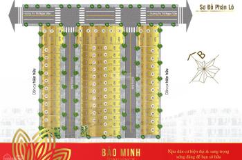 Biệt thự phố liền kề Bảo Minh Residence, SHR, 4 tỷ/căn, Thống Nhất nối dài, Q12, LH 0909.350.890
