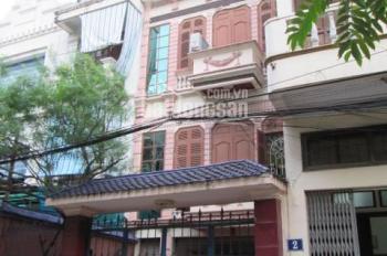 Bán nhà ngõ 61 Phùng Chí Kiên, phường Nghĩa Đô, quận Cầu Giấy, TP Hà Nội