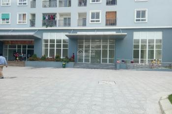 Cho thuê 300m2 sàn thương mại tầng 1, phố Võ Chí Công