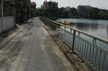Cần tiền bán gấp 50m2 đất 2 mặt tiền đường nhựa 4m tại Đông Dư, Gia Lâm. LH 0886.62.62.36