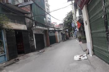 Bán nhà mặt đường Giáp Bát, Kim Đồng DT: 74m2 MT: 4,5m KD tốt, bán: 7,35 tỷ