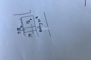Cần bán 40m2 nhà cấp 4 mặt đường QL21B tại phường Phú Lãm, Hà Đông, Hà Nội