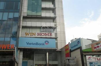 Chính chủ gửi bán nhà MT Phan Văn Trị Q. Bình Thạnh DT 5.7(NH)x22m trệt 6 lầu TN 100tr/th giá 20 tỷ