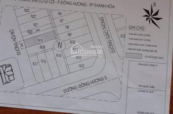 Chính chủ cần bán gấp đất khu 4, đô thị mới Bắc Đại Lộ Lê Lợi,Đông Hương,Thành Phố Thanh Hoá