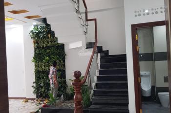 Bán biệt thự đẹp HXH 10m Trương Công Định, P14, TB. DT 8x20m, 4 lầu, giá 28.5 tỷ, LH 084.8888.444