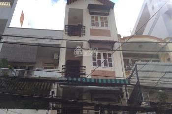 Cho thuê nhà 4x20m, 3 lầu mặt tiền Nguyễn Minh Hoàng - khu VPCT. LH: 0906693900