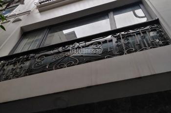 Bán nhà khu phân lô số 2 ngõ 81 Võ Chí Công 98m2, 4 tầng, MT 7.4m