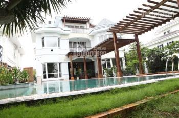 Bán gấp biệt thự Chateau Phú Mỹ Hưng, 1000m2, giá: 170 tỷ